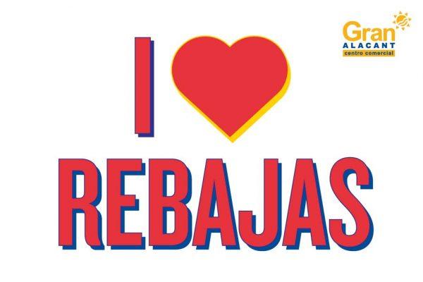 We love Rebajas!!
