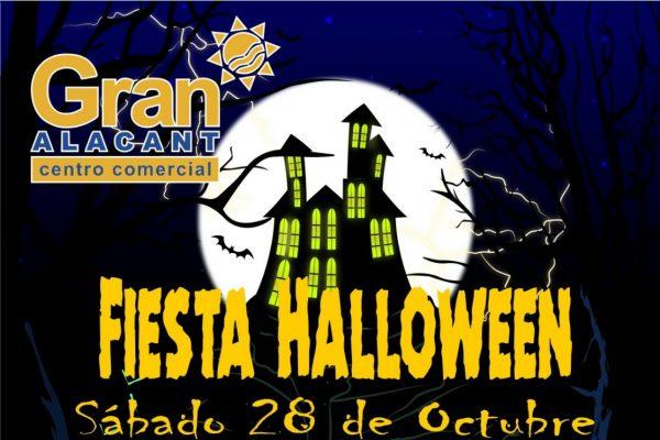 Fiesta de Halloween en CC Gran Alacant