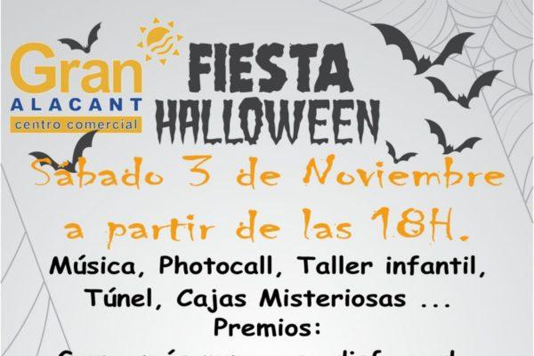 Halloween en CC Gran Alacant